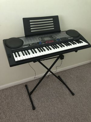 CASIO CTK-551 Touch Response Song Bank Keyboard for Sale in Miami, FL