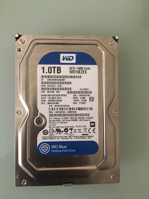 WD 1tb hard drive for Sale in Austin, TX