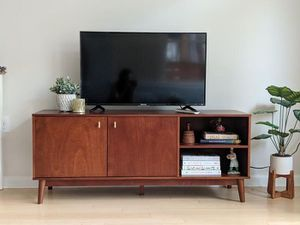 Mid Century Modern table stand console reproduction Greenwood Seattle for Sale in Seattle, WA
