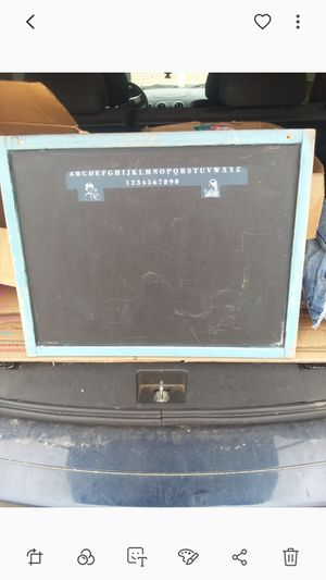 Antique chalk board large for Sale in Paragould, AR