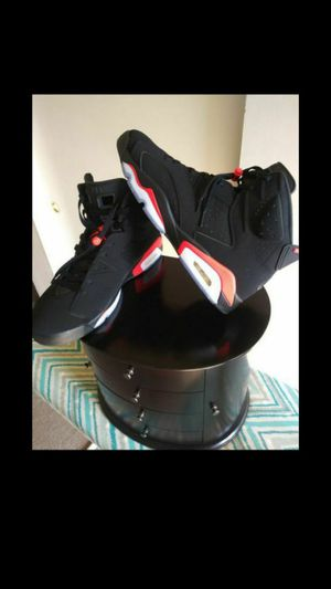 Air Jordan Retro 6 Infrared for Sale in Ontario, CA