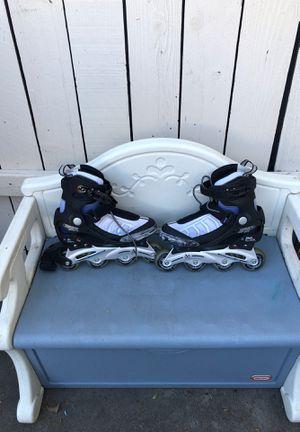 In line roller skates for Sale in Frederick, MD