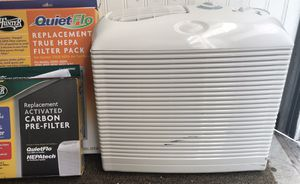 Hunter 30090 11' x 13' True Hepa Room Air Purifier Small Rooms new air filter for Sale in Pinellas Park, FL