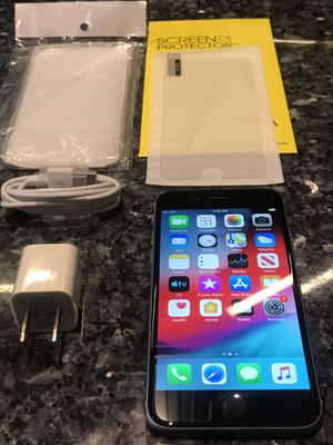 iPhone 6 16GB Space Grey/Black Factory Unlocked.Excellent Condtion.Price is firm! for Sale in Fort Lauderdale, FL