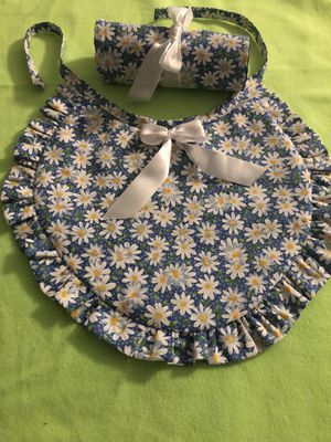 Toddler Bibs and/or special needs. Larger than newborn bibs for Sale in Boynton Beach, FL