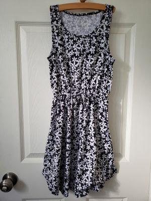 Flower print dress girl's sz 10/12 for Sale in Irvine, CA