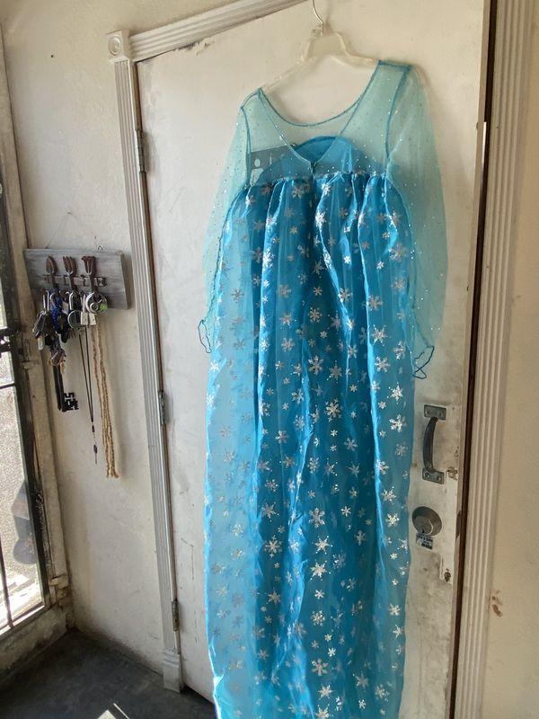 Adult Frozen dress