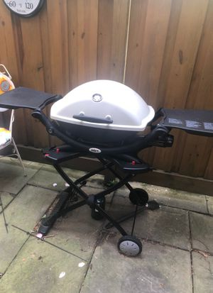 Weber Portable Gas Grill for Sale in Bethesda, MD