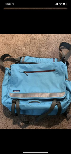 Patagonia laptop book bag duffel backpack for Sale in Tacoma, WA