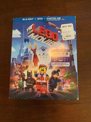 Lego movie (Blu-Ray/DVD/Digital Copy) for Sale in West Covina, CA