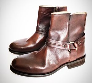 Aldo asuwen harness leather boots for Sale in Washington, DC