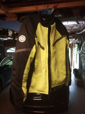 Motorcycle Jacket Firstgear Hi-Viz for Sale in Canton, GA