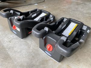 Graco car seat base (both for $20) for Sale in Portland, OR