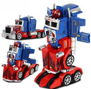 Brand new remote control Optimus prime transformer robot for Sale in Atlanta, GA
