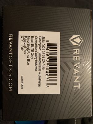 Revant replacement lens Oakley Holbrook for Sale in Destin, FL