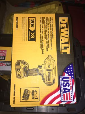 High torque 1/2 kit for Sale in Durham, NC