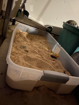 Free playing Sand Box for Kids for Sale in Fort Worth, TX