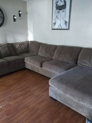 Sectional couch for Sale in Montclair, CA