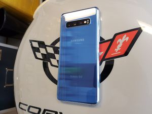 Unlocked Blue Samsung Galaxy S10 128 GB for Sale in Port St. Lucie, FL