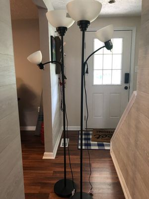 Floor lamps for Sale in Waldorf, MD