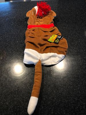 Monkey dog Halloween costume for Sale in Toms River, NJ
