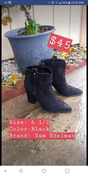Sam Edleman booties for Sale in Patterson, CA
