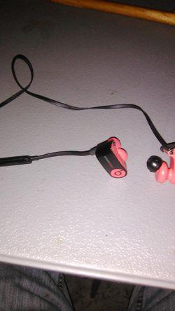 Wireless Powerbeats by Dre for Sale in Bakersfield,  CA