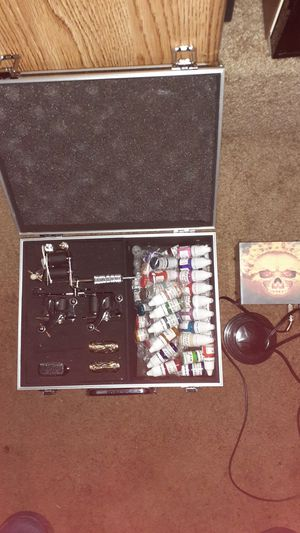 Tattoo kit.brand new $70.now $50 right now for Sale in Eugene, OR