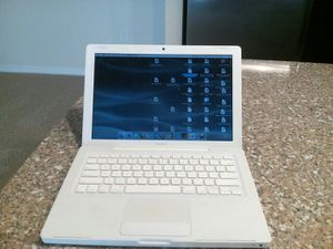 Beautiful McBook laptop. Still in very good working condition. Let me know if you need it and only for serious bidder. for Sale in Cary, NC