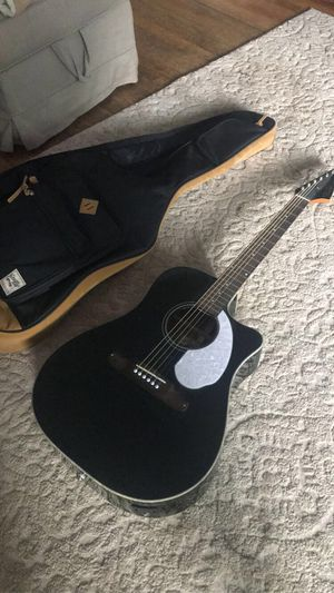 Fender acoustic guitar new for Sale in Barnum Island, NY