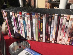 Dvds movies .50 $1 $3 $5 for Sale in Houston, TX