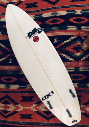 DHD SURFBOARD (DX1 Model) 5'11 for Sale in Huntington Beach, CA