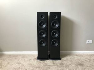 Polk Audio Tower Home Floor Standing Speakers for Sale in Mount Prospect, IL