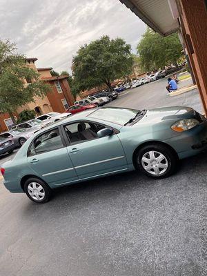 Toyota corrolla 2006 for Sale in Orlando, FL