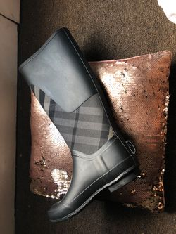 Burberry rain boats for Sale in Baltimore,  MD