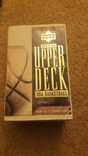 93'-94' Upper Deck, compete set of basketball cards for Sale in TN, US