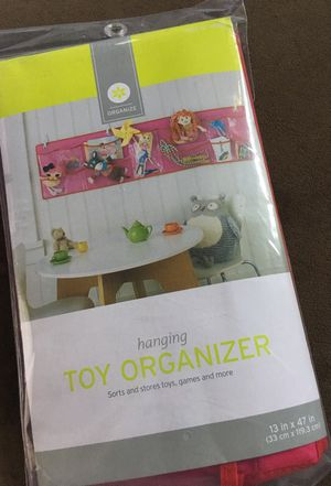 Girls toy organizer for Sale in El Cerrito, CA