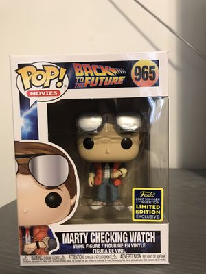 Marty Checking Watch Funko for Sale in Whittier, CA