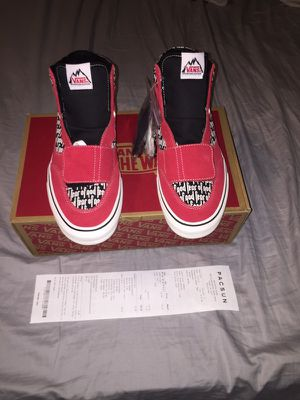 Fear of god vans for Sale in Keizer, OR