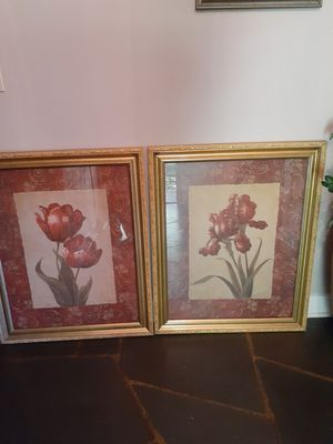 2 Large Wall Pictures for Sale in Easley, SC