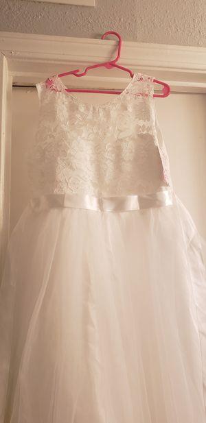 Flower Girl or Junior Bride's dress for Sale in Decatur, GA