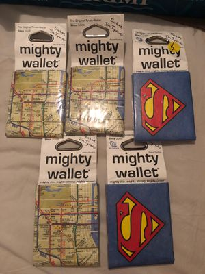 Mighty wallet (100% recyclable) for Sale in Las Vegas, NV