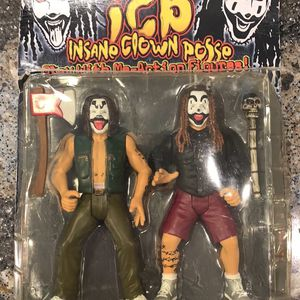 RARE INSANE CLOWN POSSE ACTION FIGURES NEVER OPENED for Sale in West Palm Beach, FL