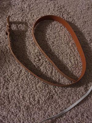Ralph Lauren leather belt for Sale in Alexandria, VA