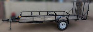 Utility Trailer 6ft x 14ft for Sale in Casa Grande, AZ