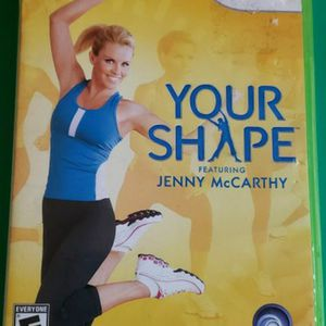 Nintendo Wii Your Shape for Sale in Happy Valley, OR