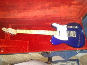 99 Fender telecaster MN made in Mexico for Sale in San Diego, CA