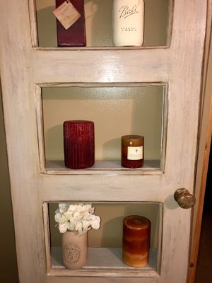 Antique door book shelf for Sale in Waynesboro, MS