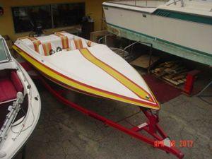 1990 Shadow Ski Boat 200 RT for Sale in Dawsonville, GA