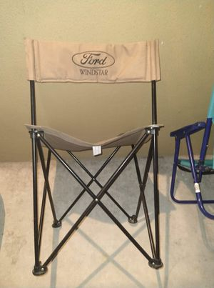 2 Ford Beach/Fishing chairs in excellent condition for Sale in Clearwater, FL